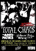 Total Chaos + The Anti-Patiks + Jakemate Babyes