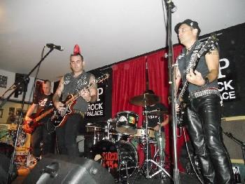 Suzio 13 + El Bueno,el Feo, el Malo y el Octavio en Madrid (Octubre de 2012)