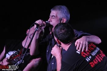 Matando Gratix + Falkon Kresta en Madrid (Octubre de 2012)