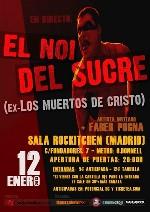 El Noi del Sucre + Faber Pugna en Madrid (Enero de 2013)