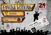 Envidia Kotxina + Debruces + El Bueno,el Feo, el Malo y el Octavio en Madrid (Diciembre de 2012)