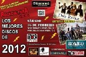 Romeo + Dry River en Madrid (Febrero de 2013)