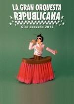 La Gran Orquesta Republicana en Ourense (Febrero de 2013)