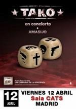 Tako + Amasijo en Madrid (Abril de 2013)