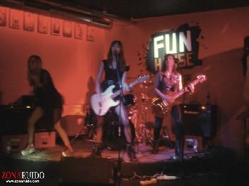 Pantones + PL Girls en Madrid (Diciembre de 2012)