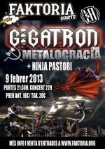 Gigatron + Ninja Pastori