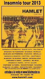 Hamlet en Madrid (Abril de 2013)