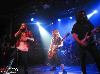 Coilbox + Become Wrath en Madrid (Abril de 2013)