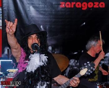 Adam Bomb en Zaragoza (Abril de 2013)