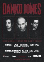 Danko Jones en Madrid (Mayo de 2013)