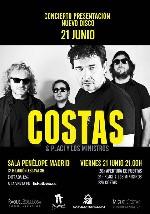 Costas + Placi y Los Ministros en Madrid (Junio de 2013)