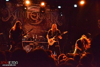 Wintersun + Wind Rose en Madrid (Junio de 2013)