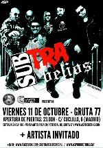 Subtrabelios + Banda Cojones en Madrid (Octubre de 2013)