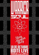 Warrior Soul + Star Mafia Boy en Madrid (Octubre de 2013)