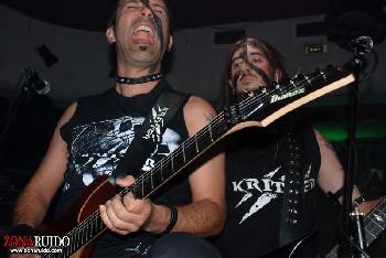 Kritter + Paranoid Fish en Madrid (Octubre de 2013)