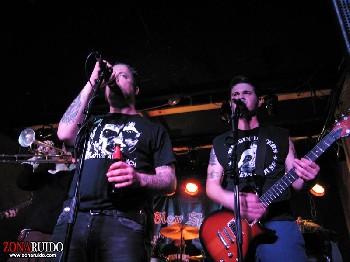Voodoo Glow Skulls + La Plebe en Madrid (Noviembre de 2013)