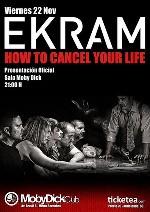 Ekram en Madrid (Noviembre de 2013)