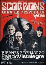 Scorpions + H.e.a.t.