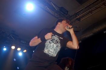 Hatebreed + The Exploited + Napalm Death + Hummano en Madrid (Febrero de 2014)