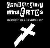 Lendakaris Muertos + Juan Abarca en Madrid (Diciembre de 2013)