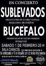 Sublevados + Bucefalo en Madrid (Feb/2014)