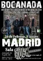 Bocanada en Madrid (Feb/2014)
