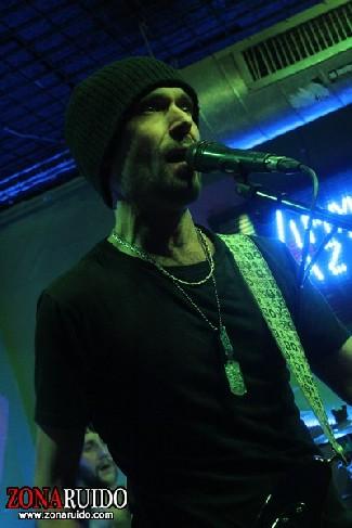Inox + Anti-Idols en Madrid (Enero de 2014)