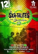 The Skatalites en Madrid (Abril de 2014)