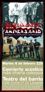 Reincidentes en Madrid (Feb/2014)