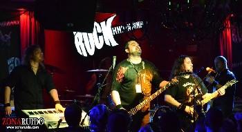 Freedom Call + Dragonhammer + In Vain en Madrid (Abril de 2014)