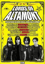 The Lords of Altamont en Madrid (Abr/2014)