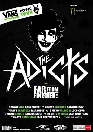 The Adicts (English)