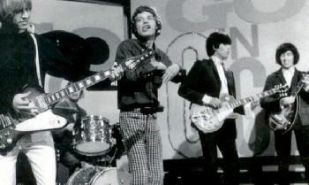 50 años del primer concierto de The Rolling Stones