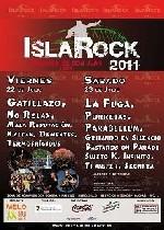 Crónica del Isla Rock 2011