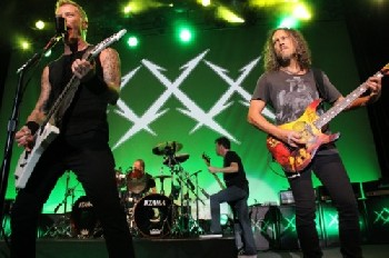 Celebración del 30 aniversario de Metallica