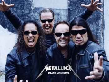 Temas inéditos de Metallica