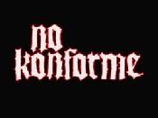 Segundo adelanto del disco de No Konforme