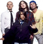Red Hot Chili Peppers al Rock in Rio Madrid 2012