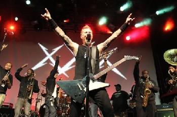 Metallica: vídeo de su aniversario