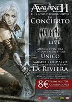 El concierto especial de Avalanch también en Barcelona