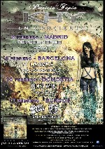 Primeras fechas para Patricia Tapia KHY