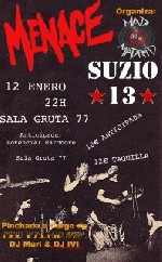 Menace: una leyenda punk en Madrid