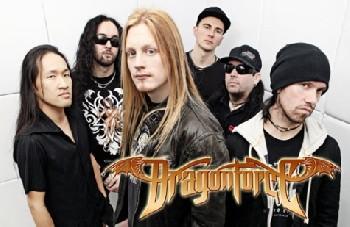 Nuevo disco de Dragonforce en primavera
