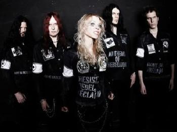 Arch Enemy de gira por España en octubre