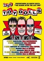 Teloneros de Toy Dolls en Madrid