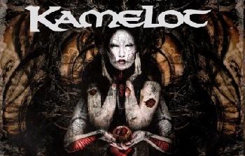 Kamelot nos visitarán en noviembre