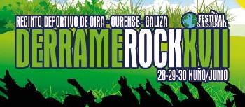 Nuevos confirmados para el Derrame Rock 2012