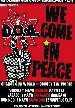 Gira 35 aniversario de D.O.A.