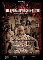 Cambios en la gira de Die Apokalyptischen Reiter