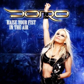 Raise your Fist in the Air, nuevo EP de Doro